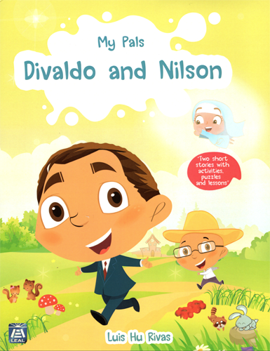 My Pals Divaldo and Nílson