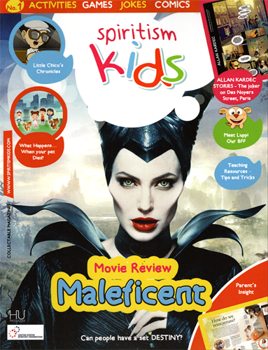 Spiritism Kids (Vol. I) – Movie Review Maleficient