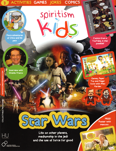 Spiritism Kids (Vol. III) – Star Wars