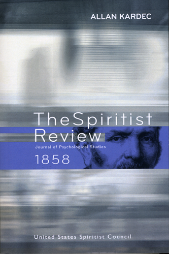 The Spiritist Review (1858)