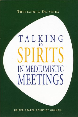 Talking to Spirits in Mediumistic Meetings